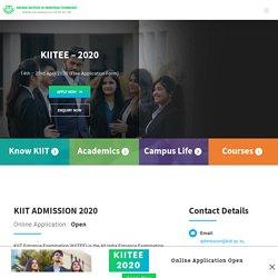 KIIT the Top MBA Institutes in Bhubaneswar