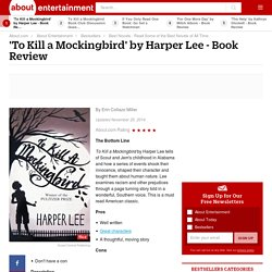 To Kill A Mockingbird by Harper Lee - Book Review