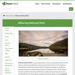 Killarney National Park - Kerry - Choose Ireland
