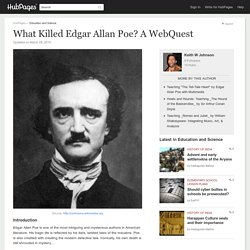 What are common themes of edgar allan poe poetry?