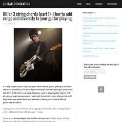 guitardomination