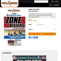 Zone Killers Basketball With Lason Parkins: