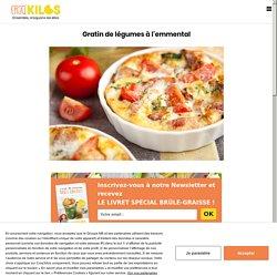 Gratin de légumes à l'emmental