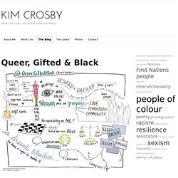 Kim Crosby - Queer Gifted & Black