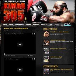 Kimbo Slice - The Official Website