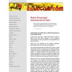 Arrestation Bahar Kimyongür en Italie