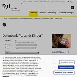 DJI - Apps für Kinder – Angebote und Trendanalysen