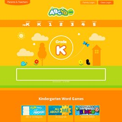 Kindergarten Educational Computer Games, Ages 5 - 6
