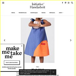 Kinderkleid - Initiative Handarbeit