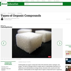 Kinds of Organic Compounds