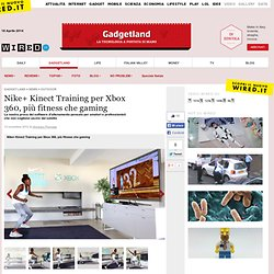 Nike+ Kinect Training per Xbox 360 più fitness che gaming