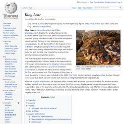 King Lear - Wikipedia