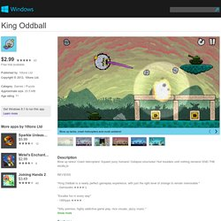 King Oddball app for Windows in the Windows Store
