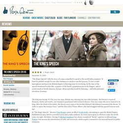 The King's Speech Movie Review (2010)