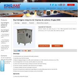 Oxy-hidrógeno máquina de limpieza de carbono Kingkar3000-KingKar Eco-Technologies Co., Ltd.