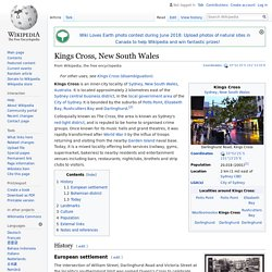 Kings Cross, New South Wales