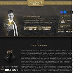 Kingways un rendement de 9% à vie du programme