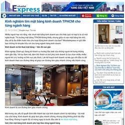 Kinh nghiệm tìm mặt bằng kinh doanh TPHCM cho từng ngành hàng