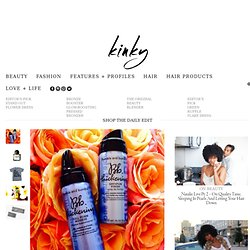 kisforkinky.com I natural hair care, fashion and style for all women