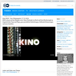 KINO - Das Filmmagazin / DW