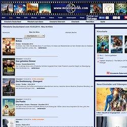 Neu im Kino - Kinoprogramm - Filmstarts der Woche