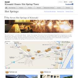 Kinosaki Onsen: Hot Spring Town