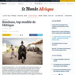 Kinshasa, top-modèle de l'Afrique