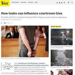 Proud Boy John Kinsman: why defendants get makeovers for court