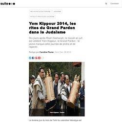 Yom Kippour 2011, les rites du Grand Pardon dans le Judaïsme