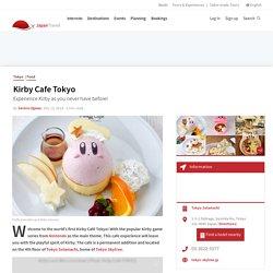 Kirby Cafe Tokyo - Tokyo - Japan Travel