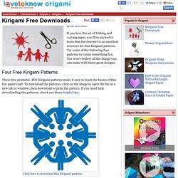 Kirigami Free Downloads
