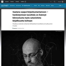 Saatana saapui kirjankustantamoon – henkistymisen tavoittelu on lisännyt kiinnostusta myös satanistista kirjallisuutta kohtaan