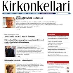 15/2012 Naiset kirkossa