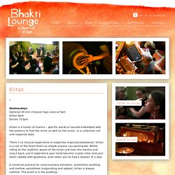 Bhakti Lounge - The Heart Of Yoga in Wellington