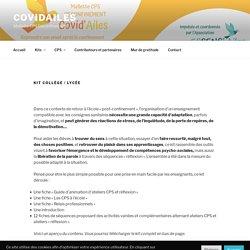 Kit Collège / Lycée – CovidAiles