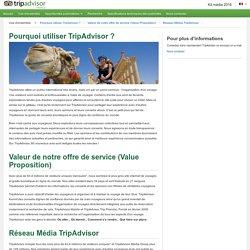 Kit Média TripAdvisor - Vue d'ensemble