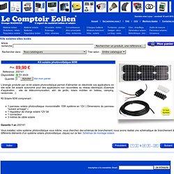 Kit solaire photovoltaïque 300W