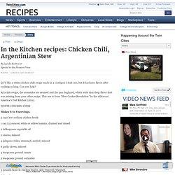 Argentinian Stew