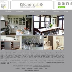 Kitchen & Bathroom Design :: Kitchen Lab :: Chicago, IL :: Home :: 12/09/11