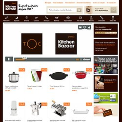 Kitchen Bazaar | Bienvenue