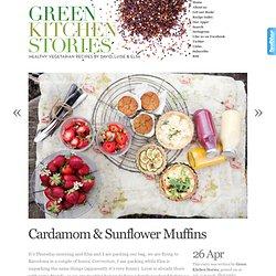 Cardamom & Sunflower Muffins