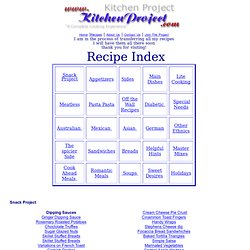 "The Kitchen Project - ""The Complete Cooking Experience"""