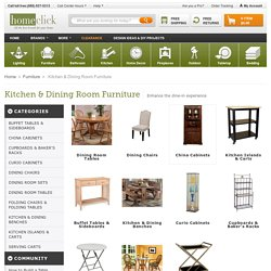 Kitchen & Dining Room Furniture Sets Online