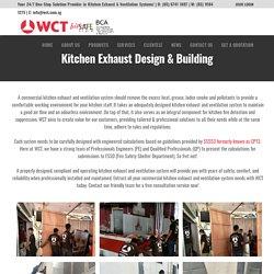 Best Kitchen Exhaust Design And Building