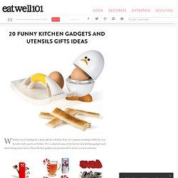 20 Best Kitchen Gadgets – Fun Kitchen Gadgets Ideas – Funny Kitchen Gadgets and Utensils