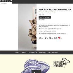 Kitchen Mushroom Garden