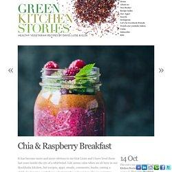 Chia & Raspberry Breakfast