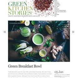 Green Breakfast Bowl
