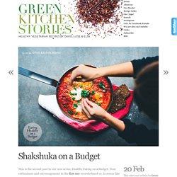 Shakshuka on a Budget