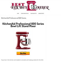 KitchenAid Professional 600 Series -